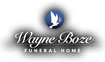 wayne boze funeral home waxahachie tx