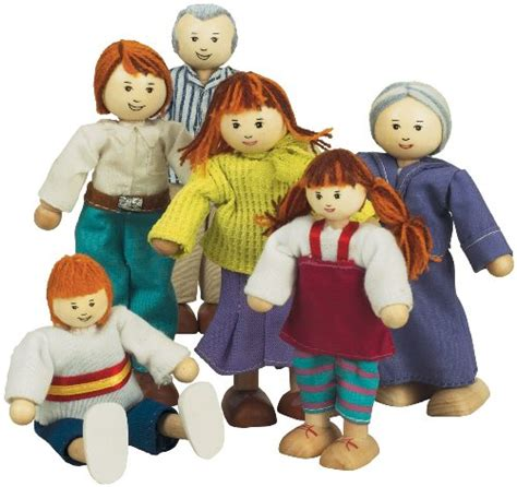 dolls house people ryans room family of dolls caucasian stuff for kids toy box