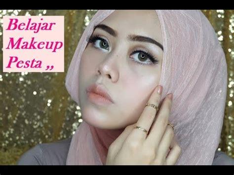 Eyeshadow Viva Warna Hijau belajar makeup pesta tutorial pesta ayyunazzuyyin