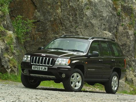 jeep 4 0 horsepower 2004 jeep grand suv specifications pictures prices