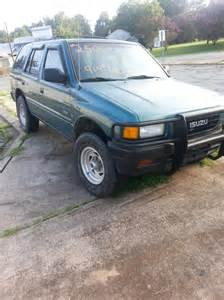 Isuzu Rodeo 95 Isuzu Rodeo W Brush Guard 95 Carolina Hurdle