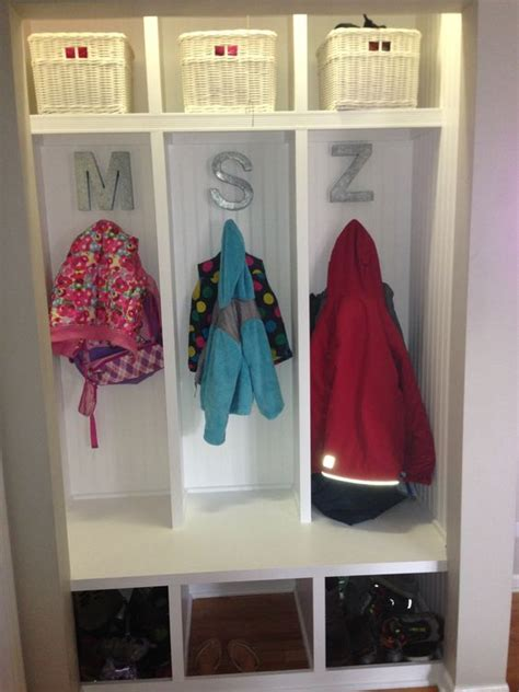 17 best images about closet lockers bench kid and