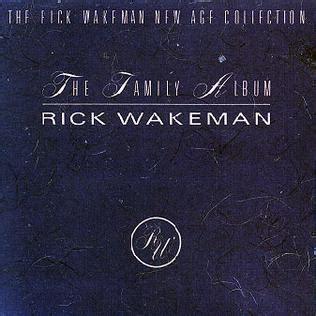 Cd Arkarna The Family Album the family album rick wakeman album