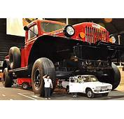 This Mind Blowing 1950 Dodge Power Wagon Is The Biggest