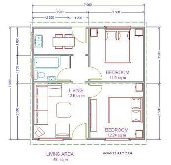 low cost to build house plans low cost house building low cost housing moladi system
