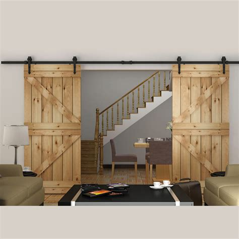 Barn Sliding Door Hardware Heavy Duty Aliexpress Buy Heavy Duty Sliding Barn Door Modern Wooden Sliding Barn Door