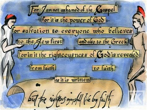 themes in the book of romans bible verse art one drawing for every book of the bible