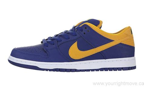 2013 nike sb dunk low pro shoes canada royal