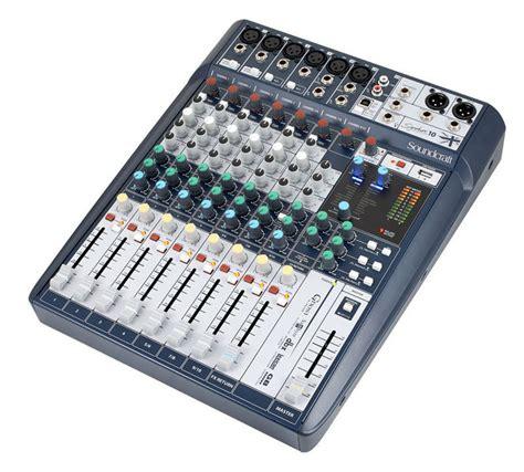 Mixer Audio Soundcraft Efx84usb image gallery soundcraft