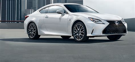 lexus rc f sport 2017 find out what the lexus rc has to offer available today