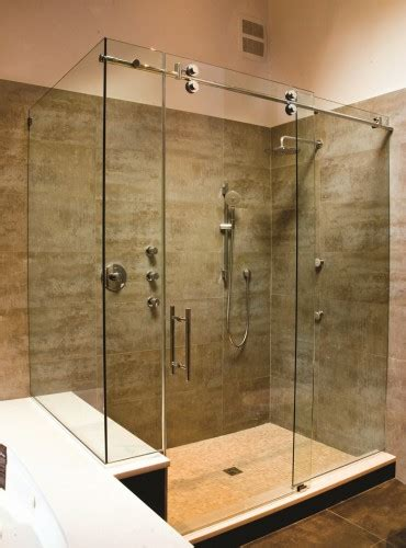 Matrix Frameless Bathroom Shower Doors For The Home Matrix Shower Doors