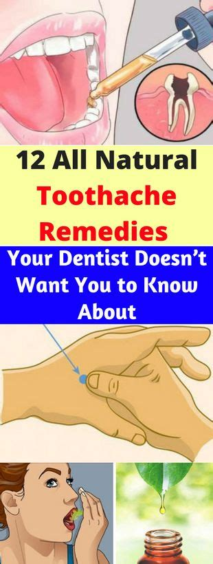 I Want To Know All Natural Herbs And Vitamin That Inhibit 5ar | 12 all natural toothache remedies your dentist doesn t