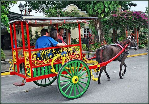 philippine kalesa roadtrips kalesa ride it s more fun in the philippines