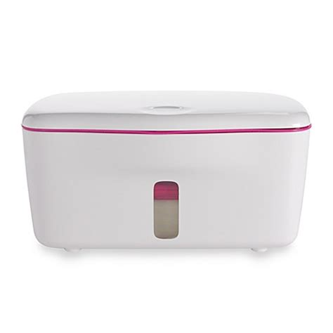 bathroom wipes dispenser buy oxo tot 174 wipes dispenser in pink from bed bath beyond