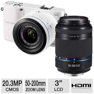 samsung nx1000 digital camera and samsung nx 50 200mm