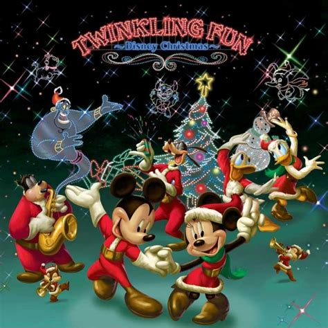 twinkling fun disney christmas