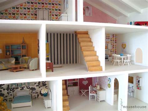 Mainan Rumah Rumahan Villa And Furniture maison de poup 233 e de r 234 ve milk