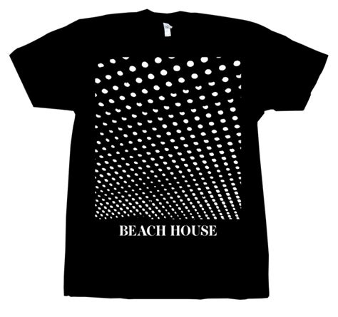 Beach House Bloom Shirt Sub Pop Mega Mart