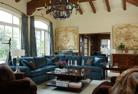 navy blue and chocolate brown living room rich brown and navy blue living room a living room decorated in earthy blues and browns is
