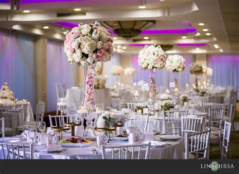 wedding reception in glendale ca la banquets brandview ballroom wedding