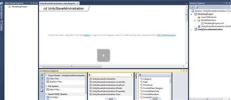 create class diagram visual studio generate a class diagram from visual studio stack overflow