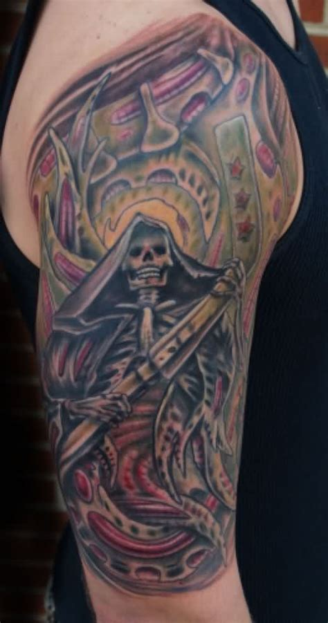 grim reaper tattoo meaning grim reaper tattoos designs ideas and meaning tattoos