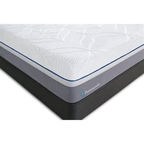 Posturepedic Bed by Posturepedic 174 Premier Hybrid Kelburn 13 Quot Firm Mattress