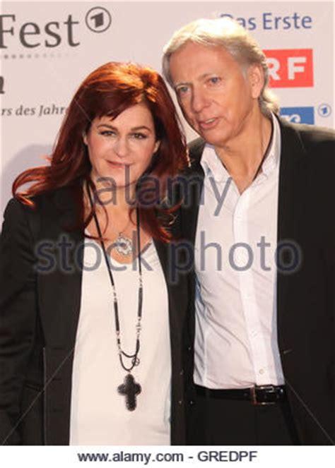 andrea berg with husband uli ferber stock photo: 127312799