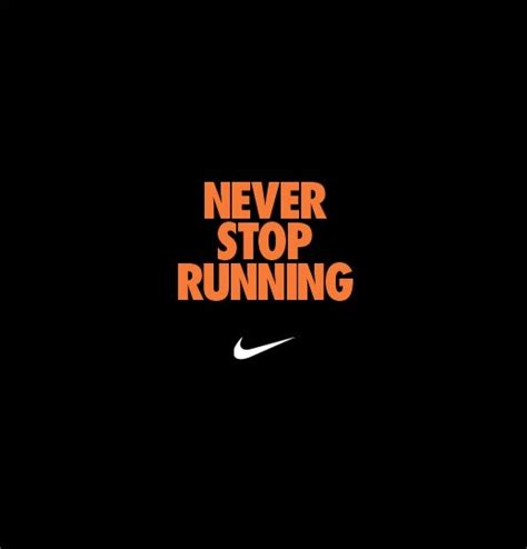 Tshirt Kd Never Stop Nike never stop running nike inspiration