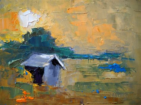 For Sale Abstract Landscape Paintings Palette Knife Painters Abstract Landscape Daily