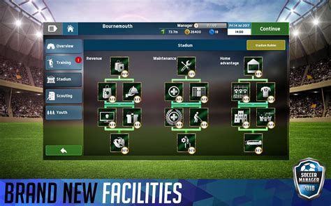 soccer manager 2018 for android apk
