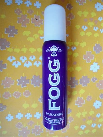 Parfum Fogg Tanpa Gas fogg fragrant spray for paradise review