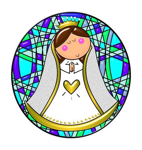imagenes de la virgen maria de caricatura virgen caricatura by turbidmeteor on deviantart