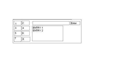 layout grid tkinter tkinter widget layout is wrong