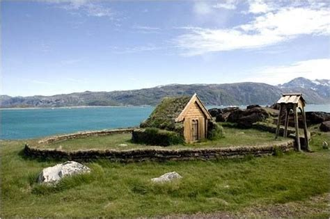 houses in greenland erik the red s house in greenland vikings 1 pinterest