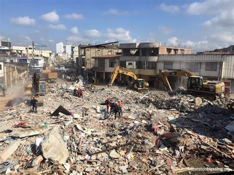earthquake ecuador earthquakes shake ecuador and japan operation blessing