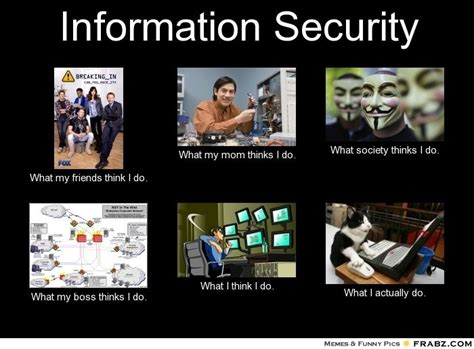 It Security Meme - 1000 images about national techies day 2012 on pinterest