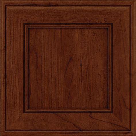 Kraftmaid 15x15 In Cabinet Door Sle In Holace Cherry Kraftmaid Cabinet Doors