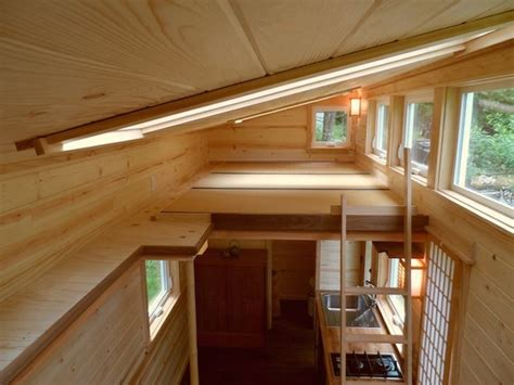 small house with loft live a big life in a tiny house on wheels