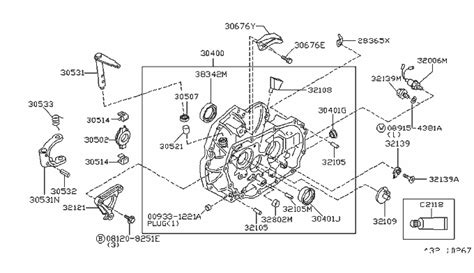 2001 Nissan Sentra Transmission Problems 95 Nissan A Diagram Of The Release Bearing That Shows How