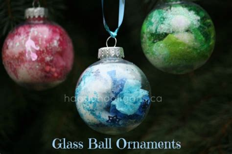 glass ornament crafts glass balls crafts find craft ideas