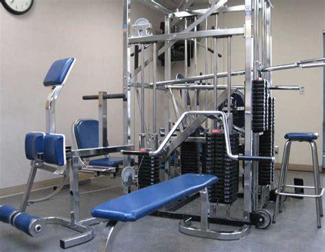 universal weight machine fitness equipments