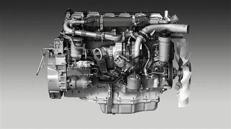 scania adds 13 litre biodiesel engines to its 6 range