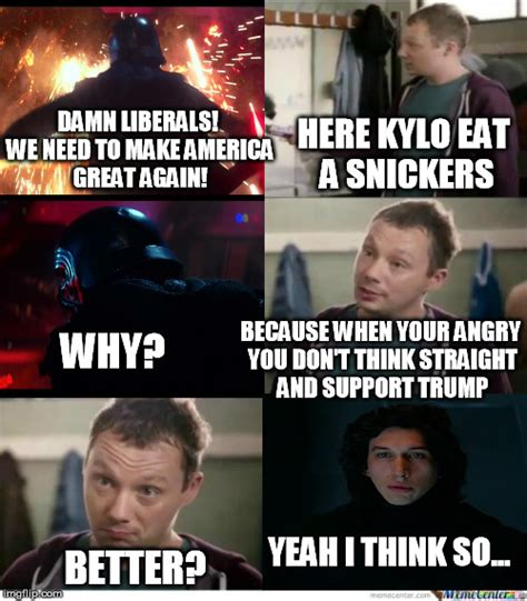 Eat A Snickers Meme - don t vote angry you make stupid decisions while angry