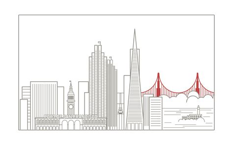 pattern maker san francisco wallpaper of the week san francisco skyline
