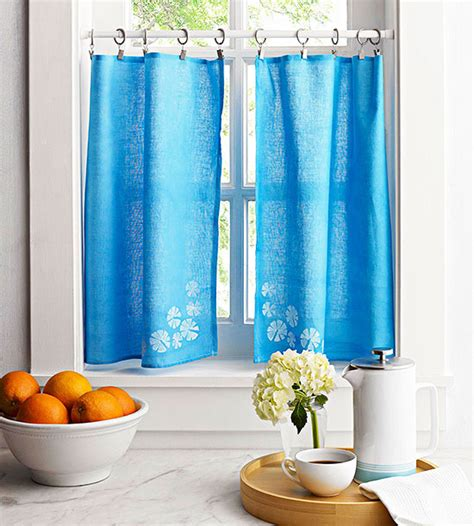 kitchen curtain ideas diy no sew diy curtains and shades