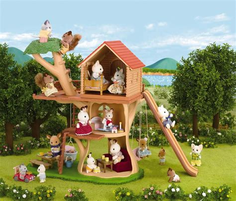 calico critters house blog calico critters