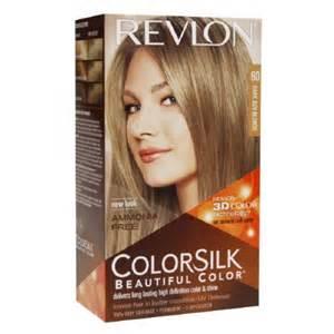 hair color for 60 revlon colorsilk beautiful color dark ash blonde 60 1 ea