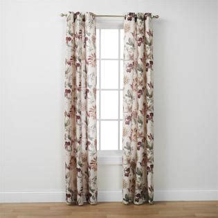 vivianna curtains essential home faux linen grommet panel vivianna home