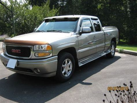 2001 gmc 1500 extended cab buy used 2001 gmc c3 1500 extended cab 4